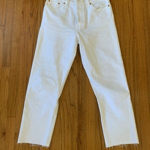 Levi's Wedgie Straight Leg (Button Fly)